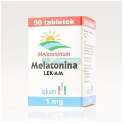 Melatonina tabl. 1 mg 90 tabl.