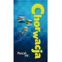 Mapy i atlasy turystyczne, Chorwacja Pascal 360 stopni (opr. miękka)