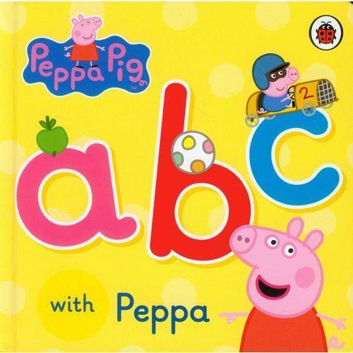 Książki do nauki języka, Peppa Pig ABC with Peppa - Zaufało nam kilkaset tysięcy klientów, wybierz profesjonalny sklep (opr. miękka)