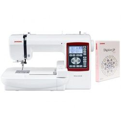 Hafciarka komputerowa JANOME MC230E + PROGRAM DIGITIZER JR