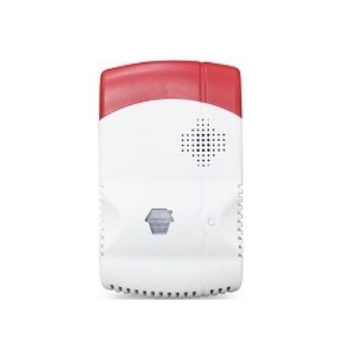 Czujki alarmowe, CHUANGO GAS-88 Czujnik gazu wewnętrzny biało-czerwony- wysyłamy do 18:30