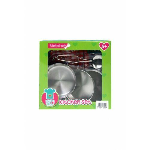 Kuchnie dla dzieci, Kuchnia - zestaw AGD naczynia 3Y31B5 Oferta ważna tylko do 2019-05-29