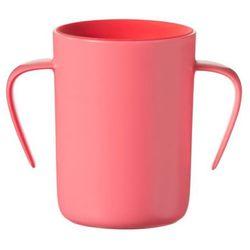 Tommee Tippee Kubek Easiflow 360 stopni 200 ml 6m+ różowy   szybka