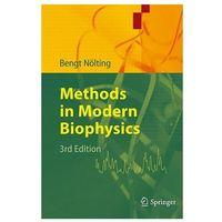 Książki do nauki języka, Methods in Modern Biophysics 3e (opr. miękka)