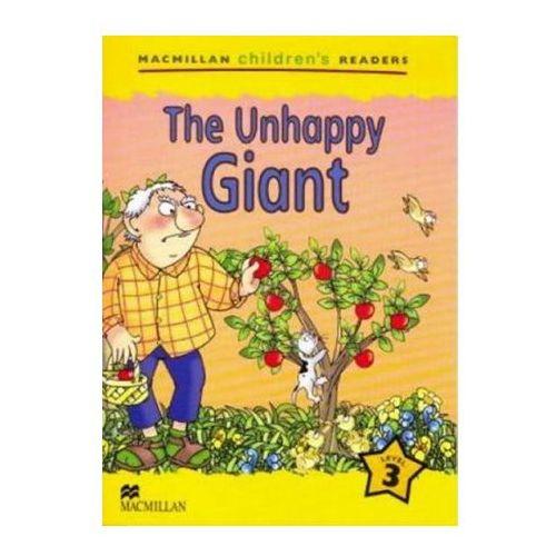 Książki do nauki języka, The unhappy giant (opr. miękka)