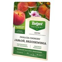 Środki na szkodniki, Preparat grzybobójczy Target Lecitec jabłoń brzoskwinia 25 ml