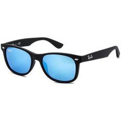 Okulary Słoneczne Ray-Ban Junior RJ9052S New Wayfarer 100S55
