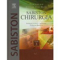 Książki medyczne, Sabiston Chirurgia Tom 3 (opr. twarda)