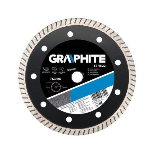 Tarcze do cięcia, Tarcza do cięcia GRAPHITE 57H621 125 x 22.2 mm