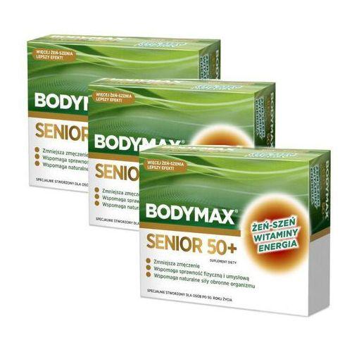 Witaminy i minerały, BODYMAX SENIOR 50+ 120 tabletek