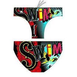 TURBO SLIPY SWIMSUIT HOMBRE THE SWIM, KOLOR: MULTI, FASON: SLIPY, MATERIAŁ: POLIESTER/LYCRA, ROZMIAR: M