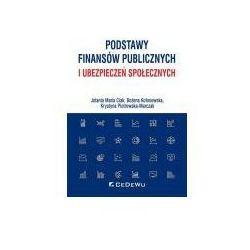 Podstawy finansów publicznych i ubezpieczeń społ.