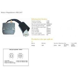 DZE REGULATOR NAPIĘCIA HONDA CBF100 06-10 (SC58)