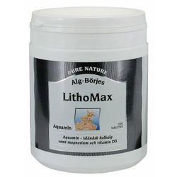 Lithomax, Suplement Diety Stawy, Kości, Alg-Börje, 1000 tabletek