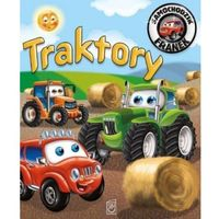 Książki dla dzieci, TRAKTORY SAMOCHODZIK FRANEK (opr. miękka)