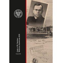 Listy z kl dachau wiktora jacewicza sdb - jarosław wąsowicz (opr. twarda)