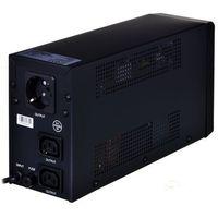 Zasilacze UPS, UPS Energenie by Gembird Line-In 650VA 2xIEC, 1xSCHUKO 230V, LCD