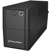 Zasilacze UPS, Ups Power Walker Line-interactive 850va 2x 230v Pl Out, Rj11 In/out, Usb
