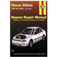 Biblioteka motoryzacji, Nissan Altima (93 - 06) (USA)