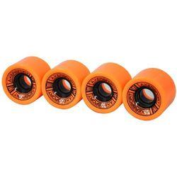 Kółka do deskorolki 60x45 - Odcienie pomarańczowego