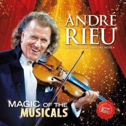 Magic Of The Musicals (Blu-ray) - Andre Rieu (Płyta CD)
