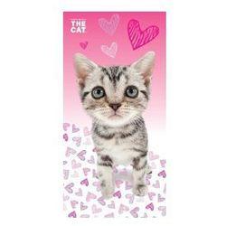 Ręcznik Licencja nr 517 The Cat 70x140
