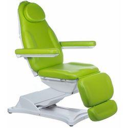 Elektryczny fotel kosmetyczny MODENA BD-8194 Zielony