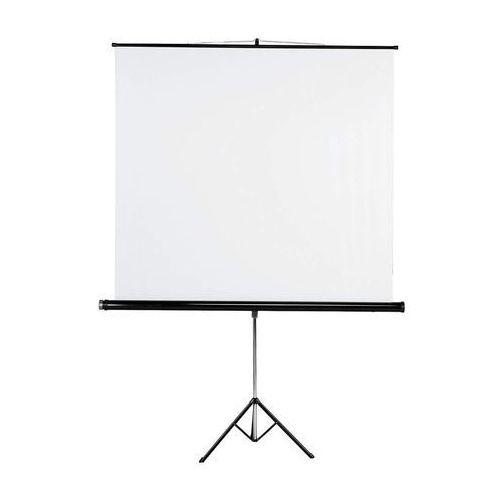 Ekrany projekcyjne, Ekran projekcyjny HAMA Ekran ze statywem 155 x 155 cm