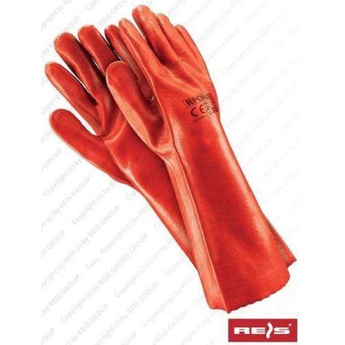 Rękawice robocze, RĘKAWICE OCHRONNE - RPCV40