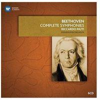 Pozostała muzyka rozrywkowa, BEETHOVEN: 9 SYMPHONIES & OVERTURES - Muti, Philharmonia Orchestra (Płyta CD)