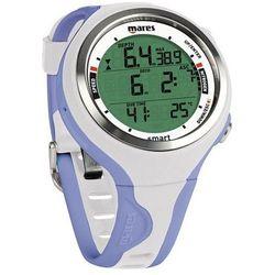 Zegarek sportowy MARES 414129 Biało-fioletowy