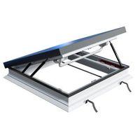 Okna dachowe, Okno wyłazowe do płaskiego dachu OKPOL PGM A1 100x100