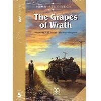 Książki do nauki języka, The grapes of wrath sb + cd mm publications (opr. broszurowa)