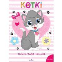 Literatura młodzieżowa, Kotki - Matusiak Monika - książka