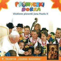 Ulubione piosenki Jana Pawła II - CD
