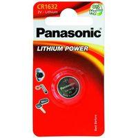 Baterie, Panasonic CR1632EL/1B (1 szt.) - produkt w magazynie - szybka wysyłka!