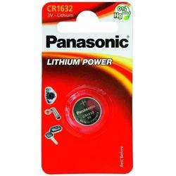 Panasonic CR1632EL/1B (1 szt.) - produkt w magazynie - szybka wysyłka!