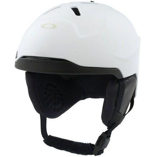 Kaski i gogle, Oakley MOD3 Factory Pilot Kask zimowy, white M | 55-59cm 2020 Kaski narciarskie