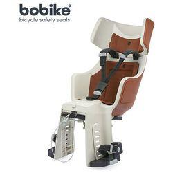 Fotelik rowerowy na tył Bobike Maxi Tour - Cinnamon Brown