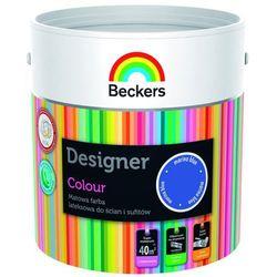 Beckers Farba Lateksowa Designer Colour Marina Blue 2,5L