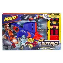 NERF Nitro Flashfury Chaos - Hasbro. DARMOWA DOSTAWA DO KIOSKU RUCHU OD 24,99ZŁ