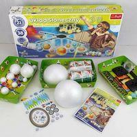 Pozostałe zabawki edukacyjne, Układ słoneczny 3 d świecący w ciemności mega set s4y 61127