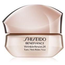 Shiseido Benefiance WrinkleResist24 Intensive Eye Contour Cream intensywny krem pod oczy przeciw zmarszczkom 15 ml