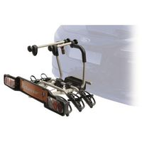 Bagażniki rowerowe do samochodu, Bagażnik rowerowy na hak holowniczy SMB-09 Peruzzo 3 rowery
