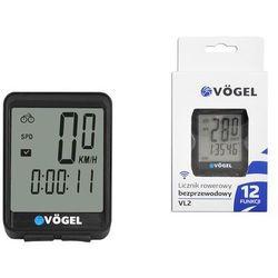 Licznik rowerowy VOGEL VL2 + Zamów z DOSTAWĄ JUTRO!