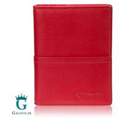 Etui na wizytówki 154-667 ferrari red & white