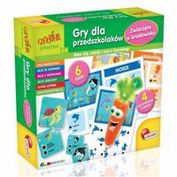 Pozostałe zabawki, Carotina Gry dla przedszkolaków
