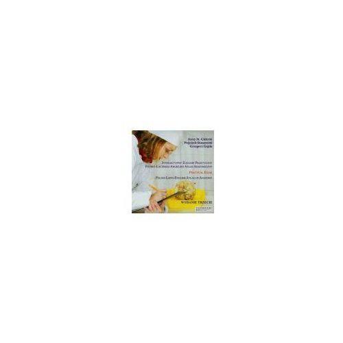 Książki medyczne, Anatomia człowieka - interaktywny egzamin praktyczny (CD)