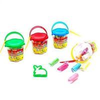 Kreatywne dla dzieci, BRIMAREX Plastociasto 4 kol. w kubkach