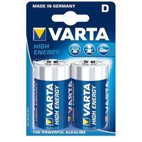 Baterie, 2 baterie Mono D High Energy